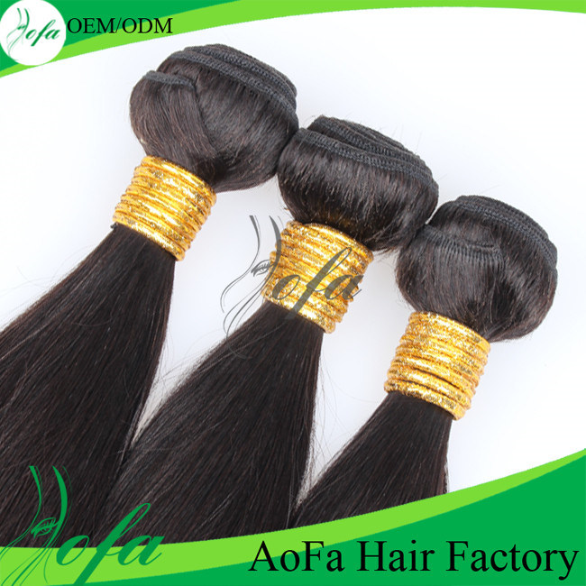 Wholesale Price Best Quality Remy Hair Human Virgin Hair Weave