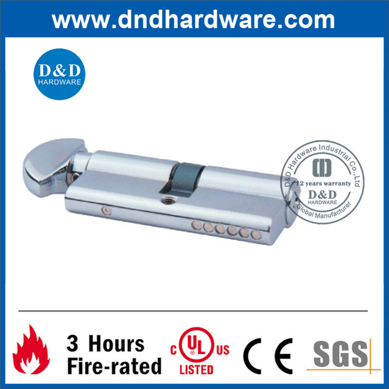 Single Entrance Function Lock Cylinder for Europe (DDLC005)