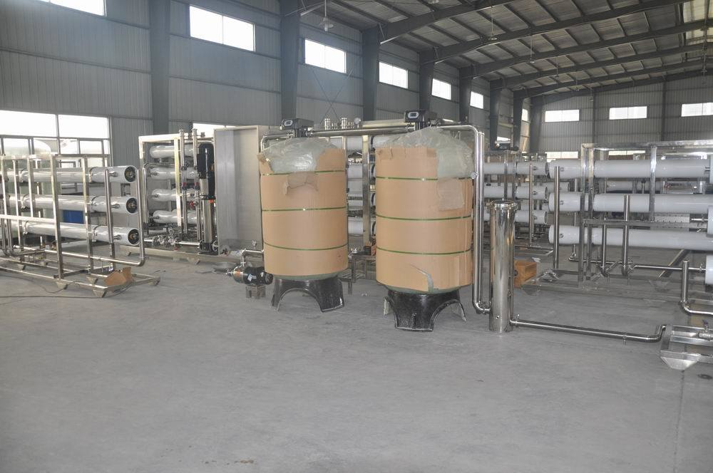 Automatic Indsutrial Water Treatment Filter RO-1000j (5000L/H)
