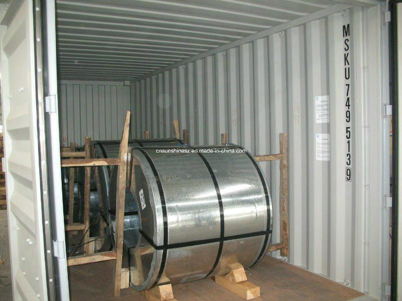 Glavanized Steel Coil (professional manufacturer)