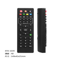 Learning Remote Control TV Remote Control, IR Remote Air Mouse 2.4G Remote for Android Box