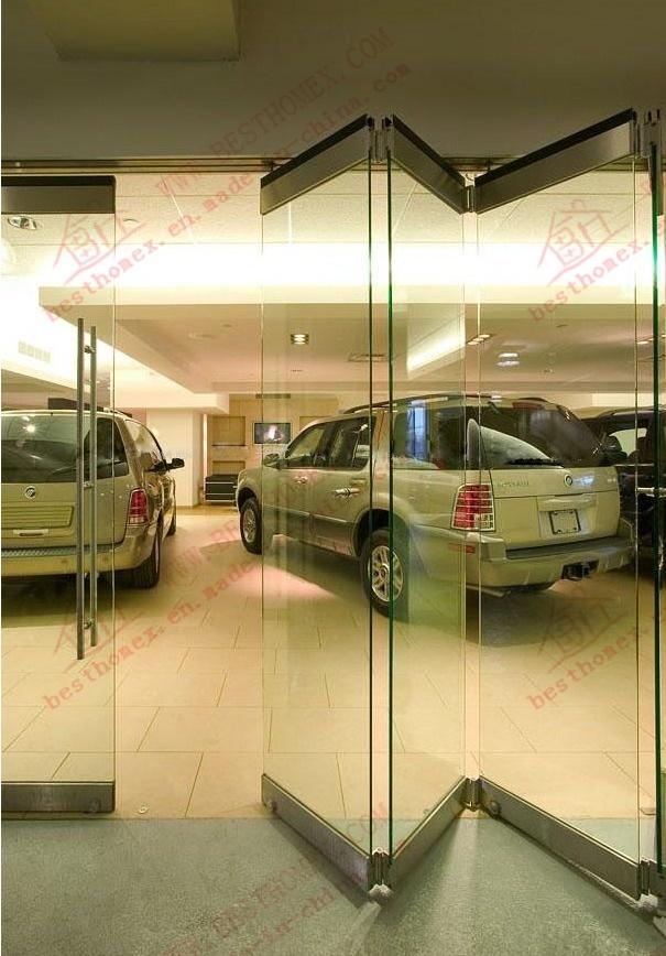 High Quality Aluminium Bifold Doors (BHA-DBF17)