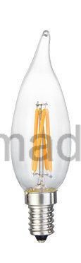 A60-4 (A19-4) LED Filament Light Bulb 4W 6W 8W for Energy Saving
