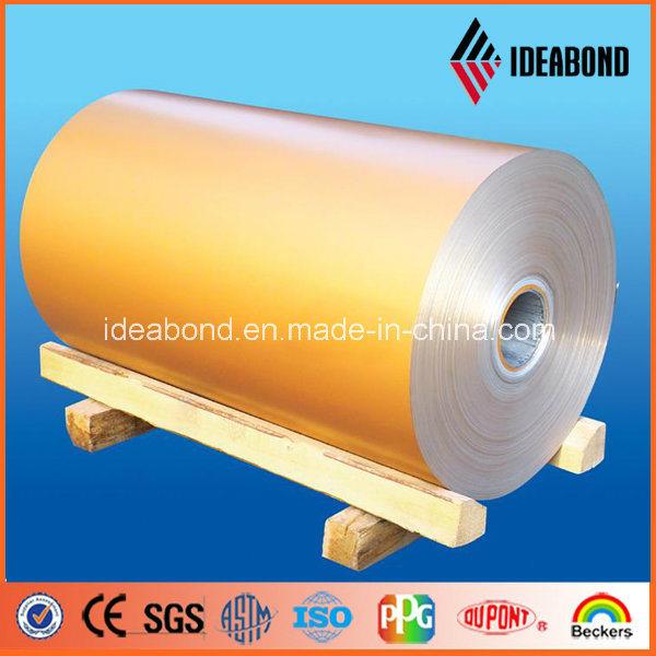 Ideabond PVDF/ PE Color Coated Aluminum Coil