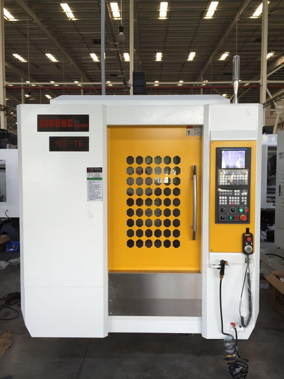CNC Drill and Tap Machine/Metal Vertical Drilling Machine (HS-T6)