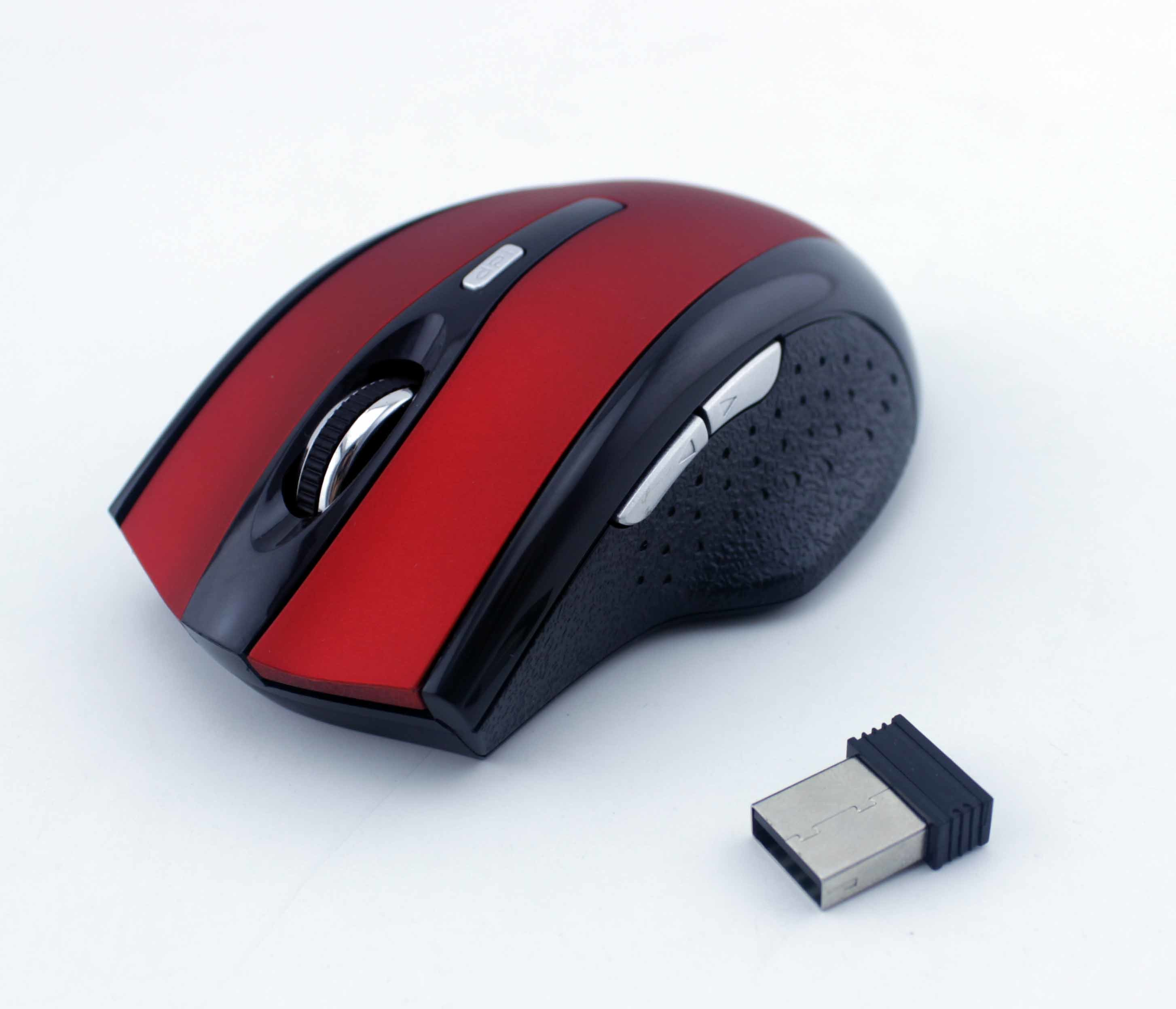 Computer Wireless Mouse of New Design 2016