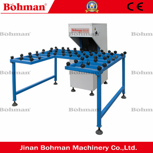 Manual Control Different Kinds Shapes Glass Polishing Bevelling Machine