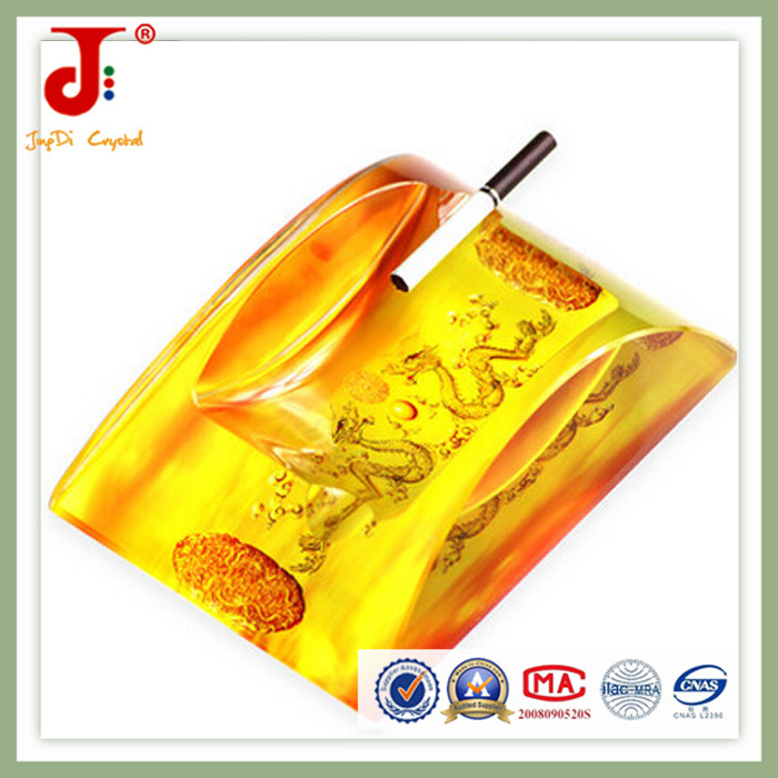 New Design Luxurious Crystal Tobacco Ashtray (JD-CA-209)