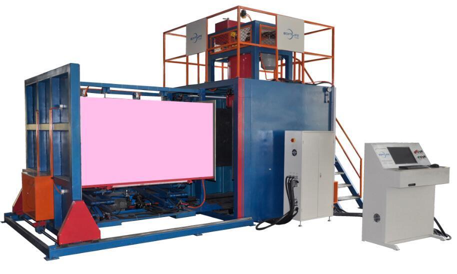 Automatic Vacuum Foaming Machine Mattress Machinery