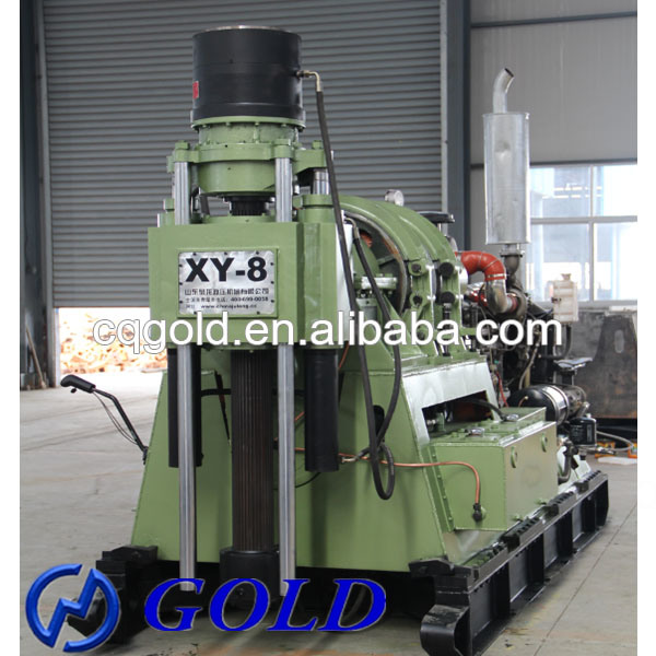 Underground Drilling Rig, Mining Engineering and Hammer Drill Bits