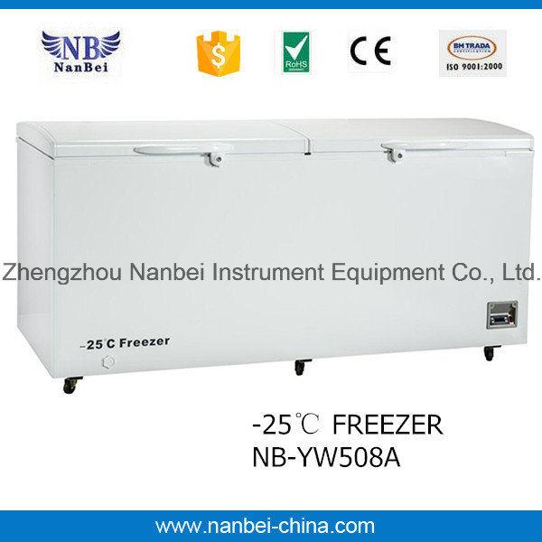 Upright Type Ultra Low Temperature Deep Laboratory Freezer
