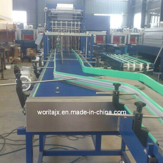 Middle-Speed Automatic Shrink Film Packing Machine (WD-350A)
