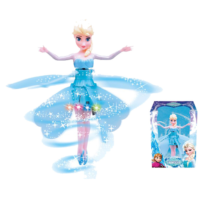 Magic Flying Dancing Fairy Doll with Light and Music (10249847)