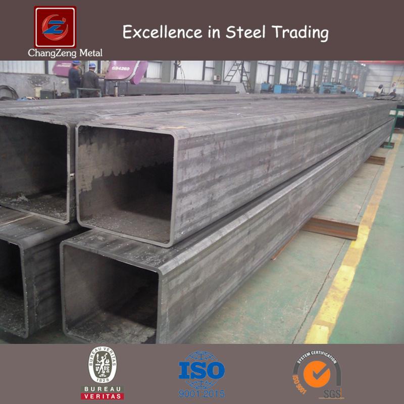 Black Square Steel Pipe for Struction (CZ-SP23)