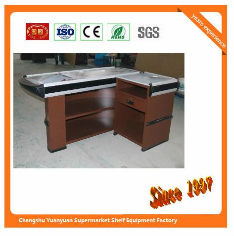 Supermarket Checkout Counter Equipmen Shop Cash Counter 07292