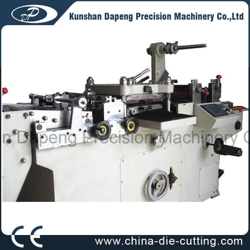 Flat Bed Die Cutting Machine for Aluminum Foil (DP-320B)