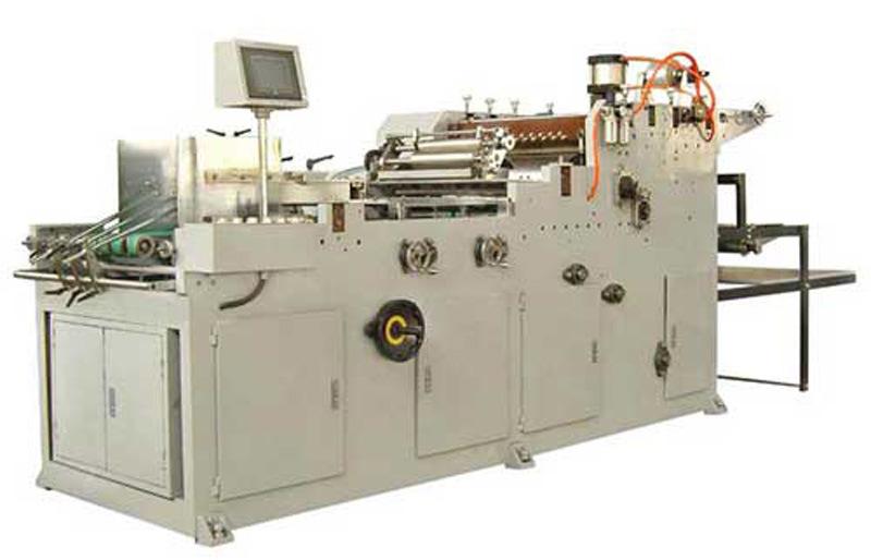 Zxt Series Window Film Patching Machine