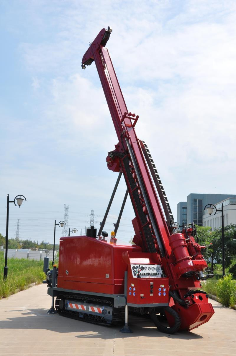 Surface Core Drilling Full Hydraulic Diamond Drill Rig (0-2000M)