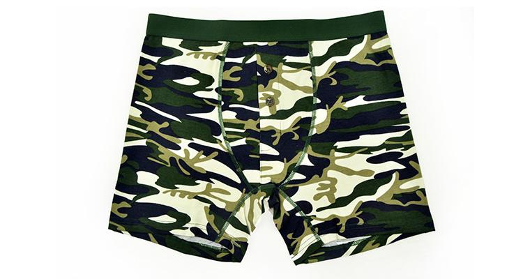 95%Cotton/5%Pendex Men Underwear Boxers Brief Fashion for 250