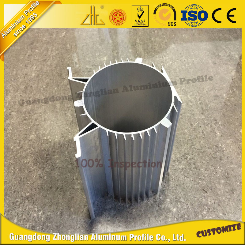 Hot Selling Anodized Aluminium Heat Sink for Aluminum Parts