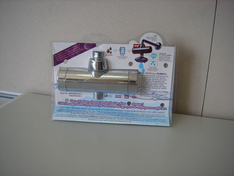 Water/Shower Filter (HBB)