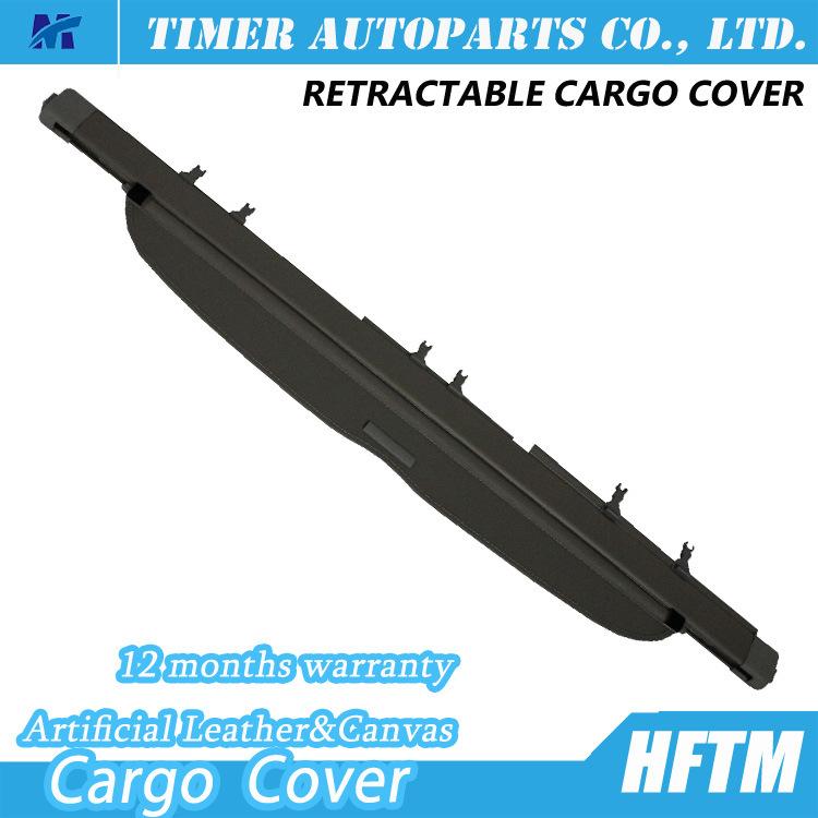 Retractable Cargo Cover Tonneau Cover Mazda Cx-7 07-12