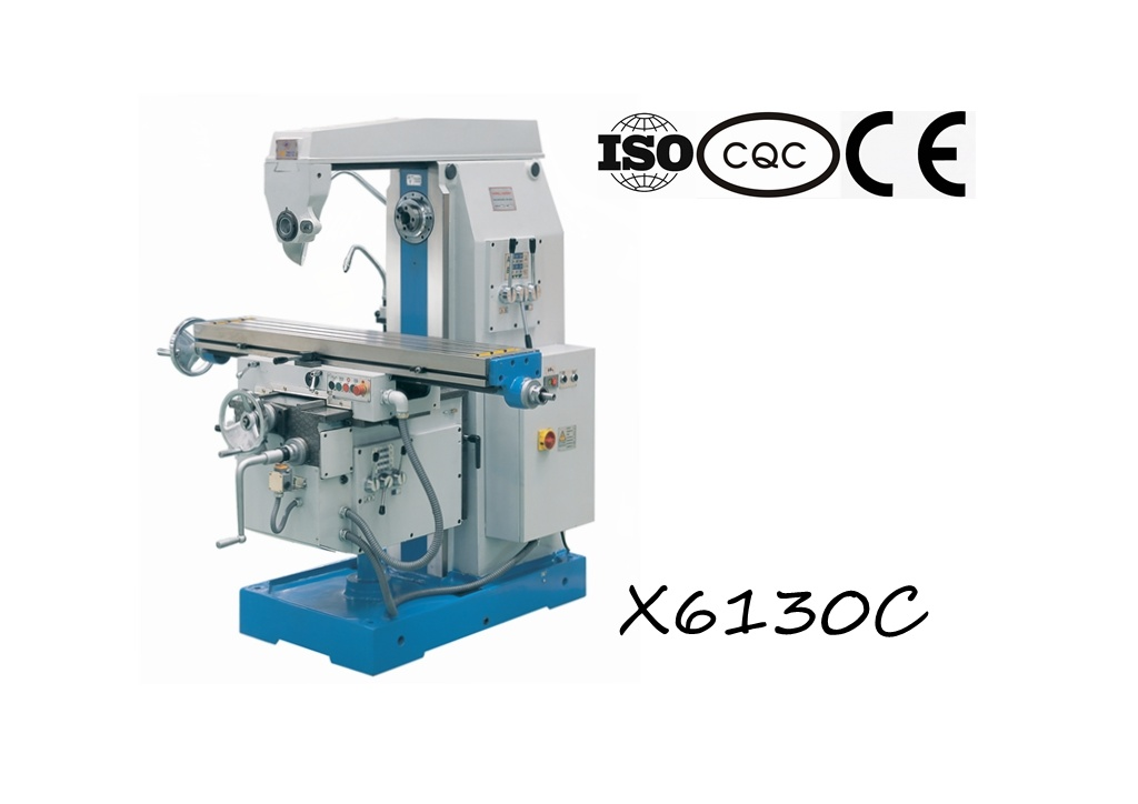 X6130c Universal Knee-Type Milling Machine