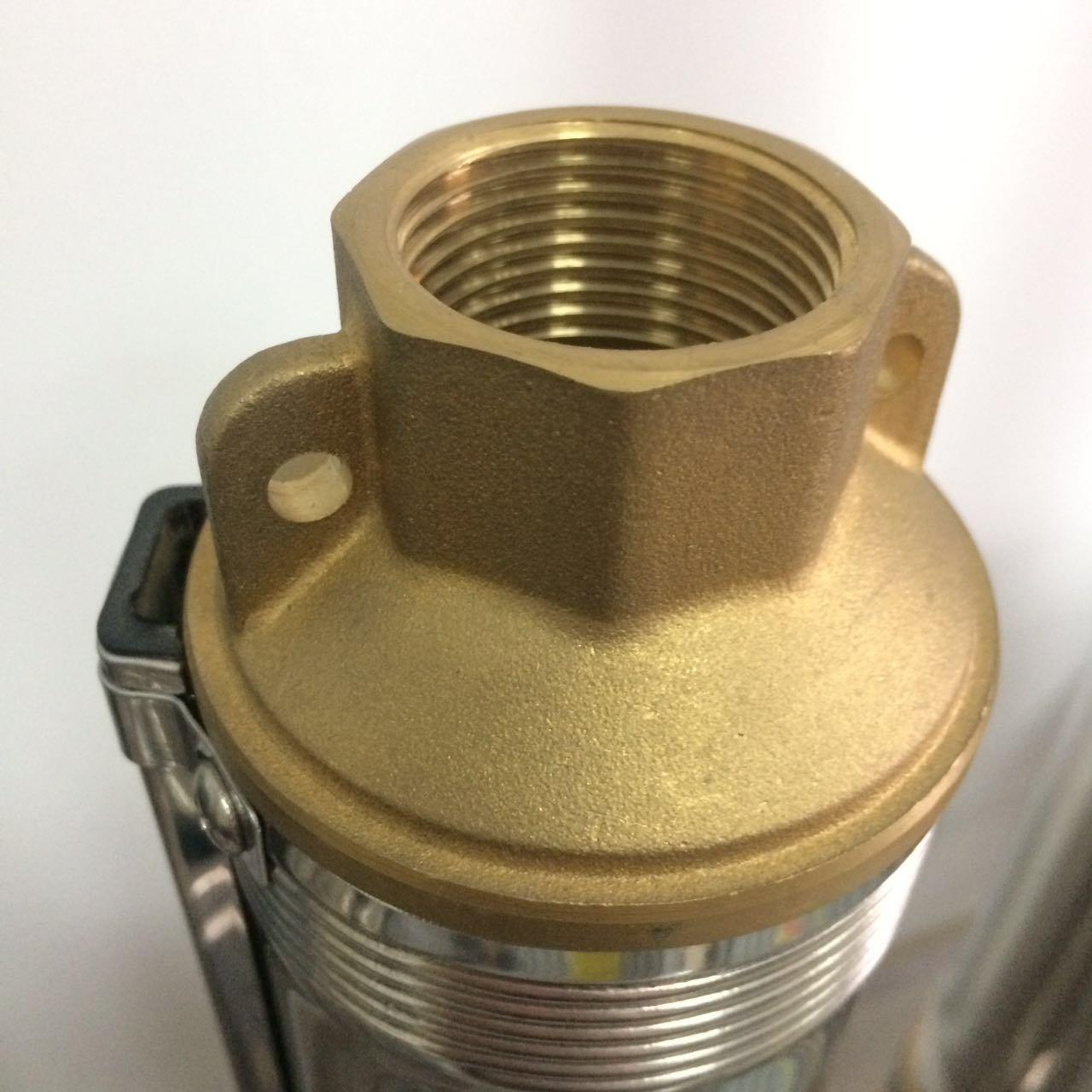 400W Solar Submersible DC Water Pump 3spc3.2/36-D36/400