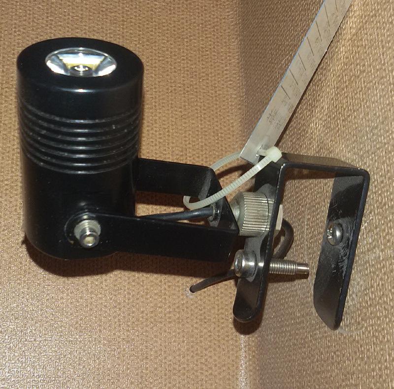 IP 65 Led spotlight for hotel