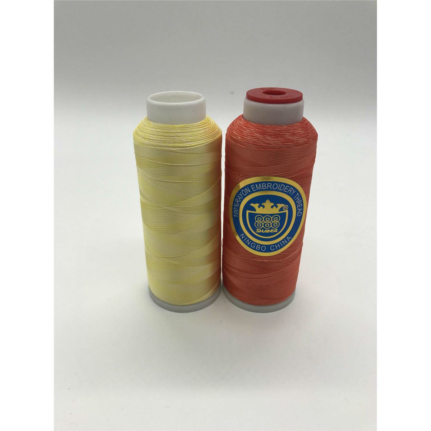 Shanfa Multi-Color Rayon Embroiery Thread