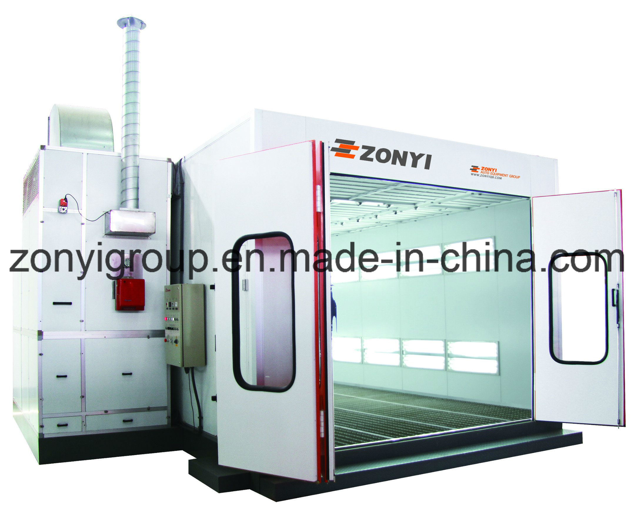 Ce Spraying Booth Ce Painting Booth Manufacture ISO Spray Booth