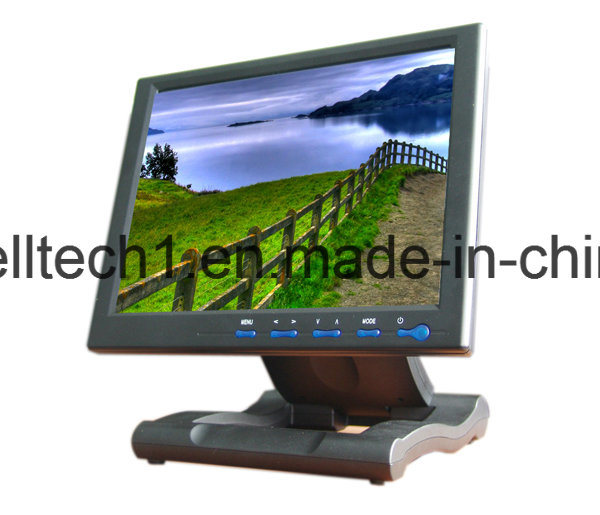 "10.4"" 4: 3 Touchscreen VGA HD Monitor for Kiosks Industrial Application"
