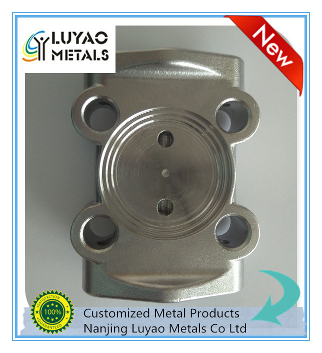 Sand/Lost Wax/Investment Casting with Stainless Steel