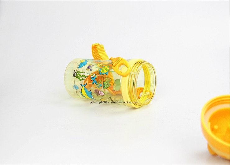 450ml Promotional Gift BPA Free Children School Kids Hot Plastic Water Bottle (hn-2904)