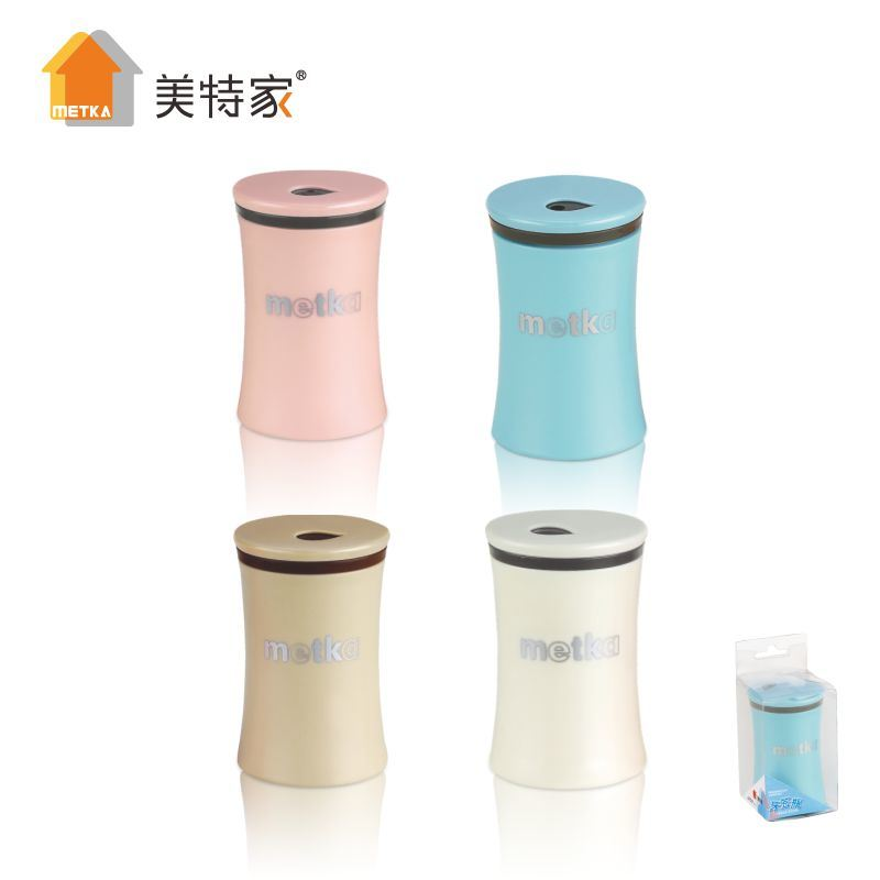 Metka Household Plastic Toothpick Holder Toothpick Bottle with Toothpick
