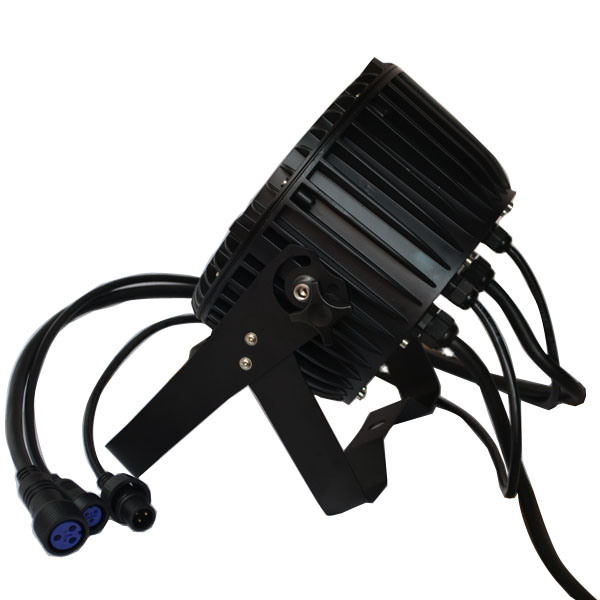 12X12W RGBWA UV LED Slim PAR Stage Light for Outdoor Wash IP68