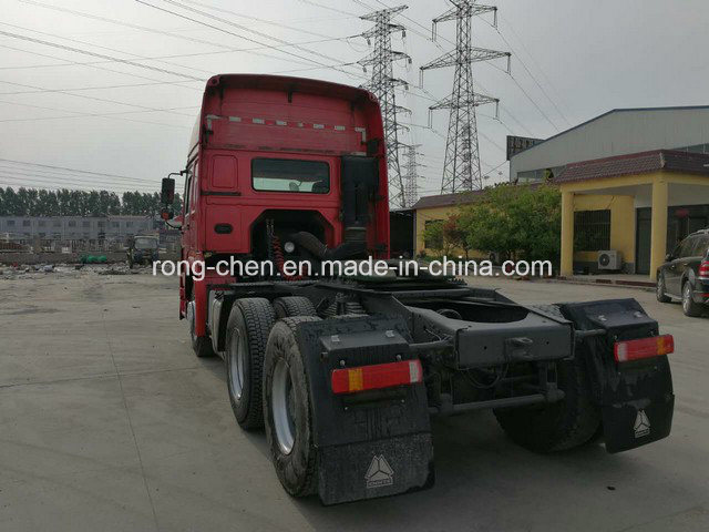 Wholesale Used Sinotruk HOWO Trailer Tractor Head Truck 30-40 Ton