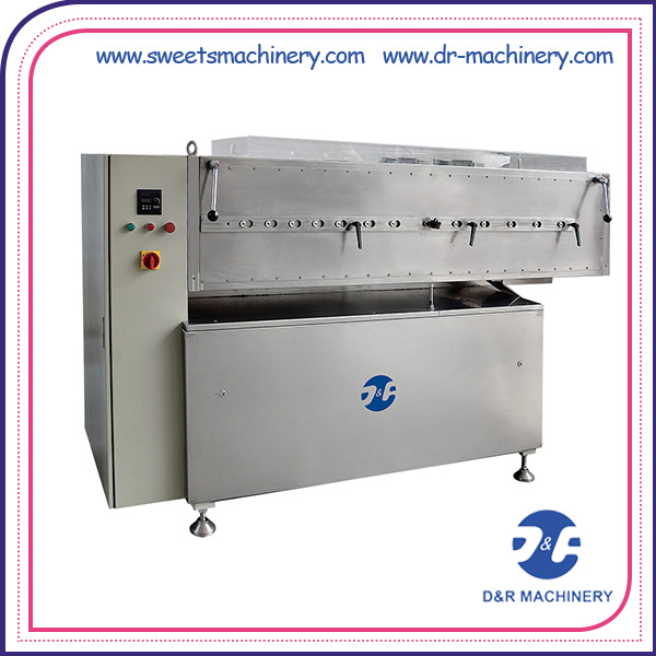 Flexible Filled Candy Making Machine Milk Candy Production Line