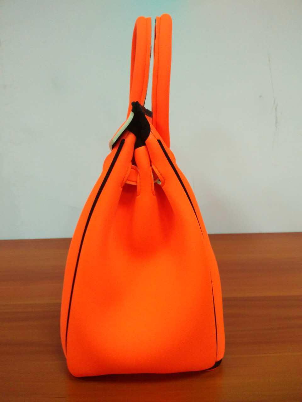Fashion Neoprene Tote Bag Handbag for Lady