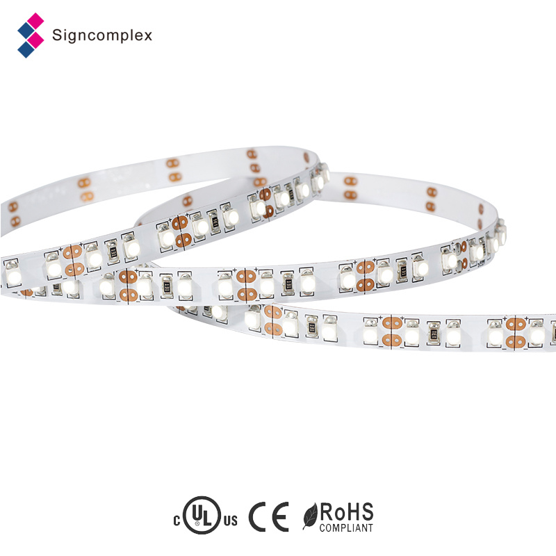 Decorative RGB Rope LED Light LED Strip 12 Volt, SMD 3528 Constant Current LED Strip with Ce RoHS