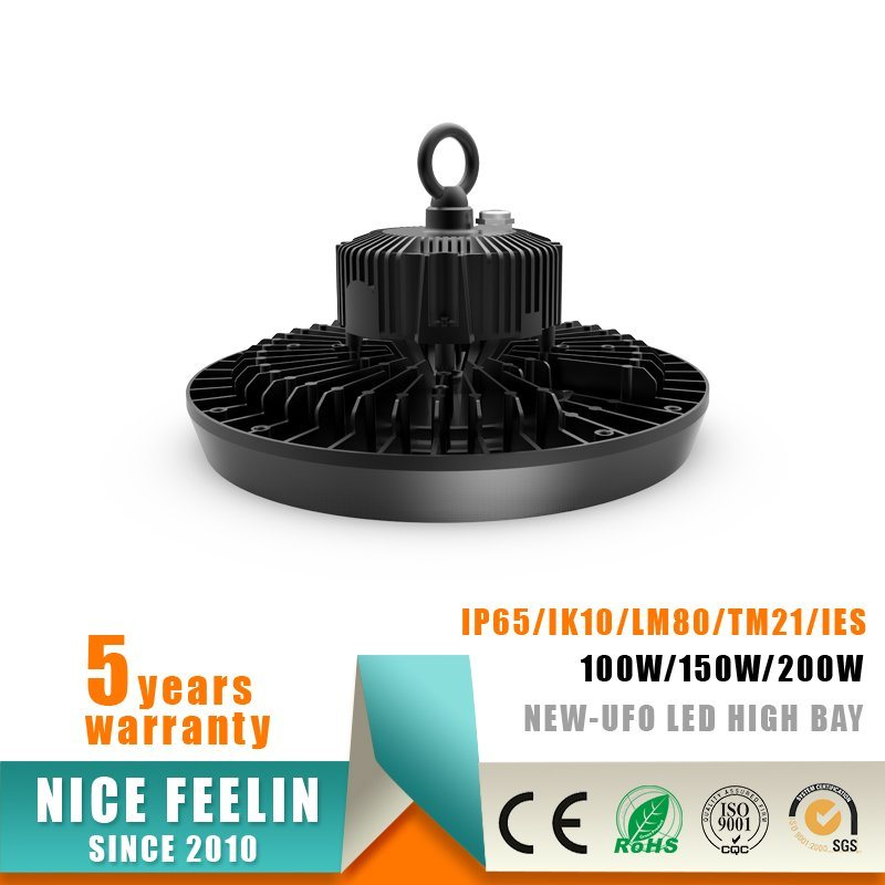 150W-Newest UFO LED High Bay Light with 5years Warranty