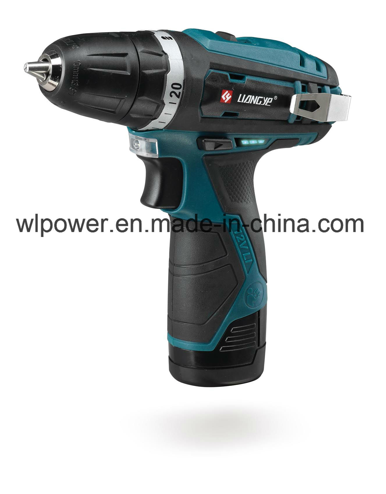 12V Cordless Drill Driver DC Power Tool