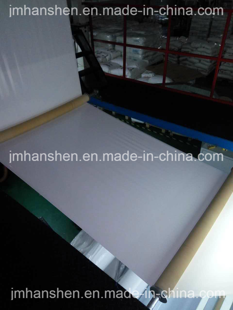 Die-Head Rotary Plastic PE Film Blowing Machine