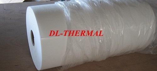 Refractory Industrial Equipment Glassfiber Paper Filter No Organic Binder