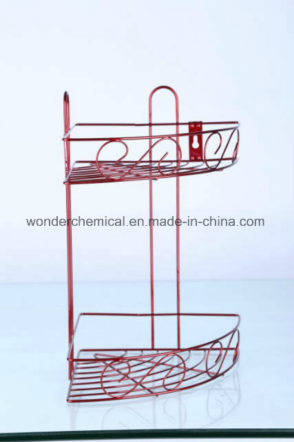 Nano Mirror Chrome Red Candy Powder Coating