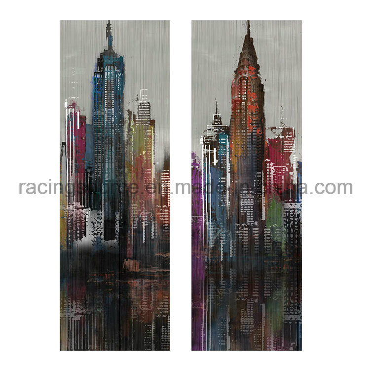 Landscape Canvas Printing Abstract Oil Painting on Canvas