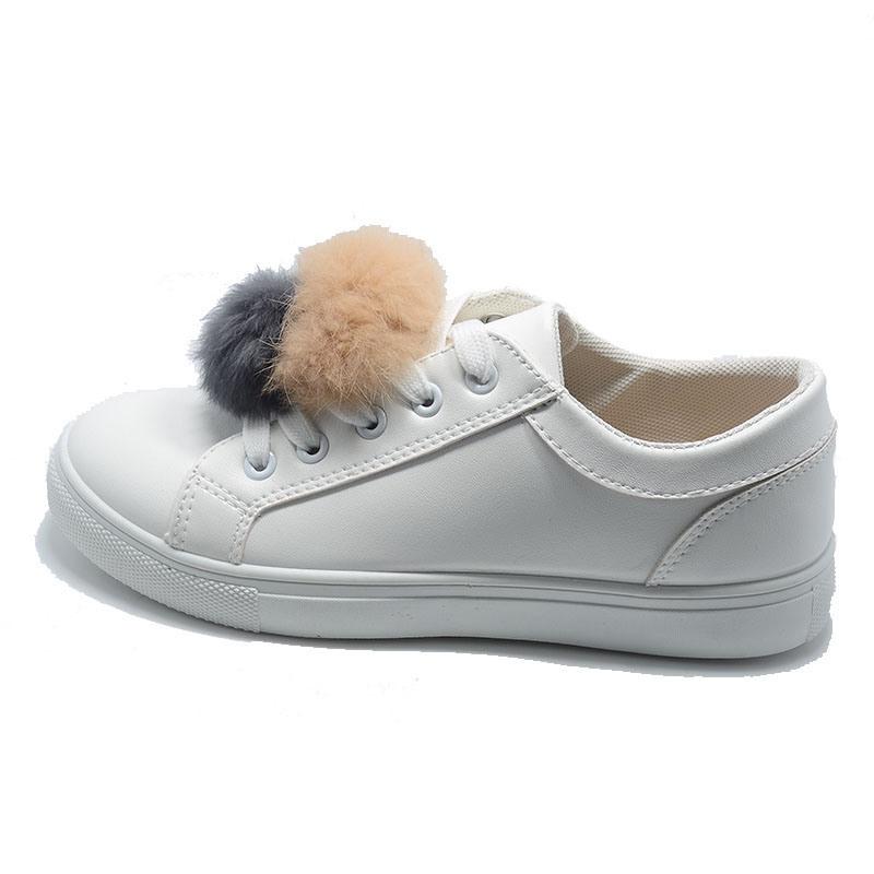 2017ball Top New Classical Rubber School Women Men PU Shoes