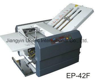 A3 Electrical Paper Folding Machine Ep-42f