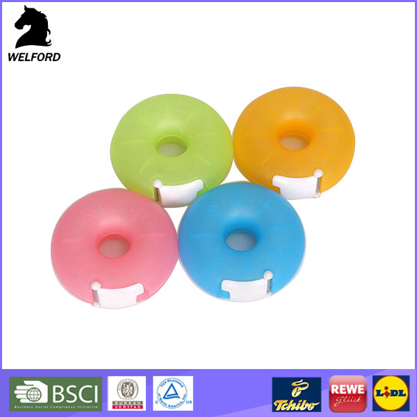 Hot Selling Novelty Round Mini Adhesive Tape Dispenser