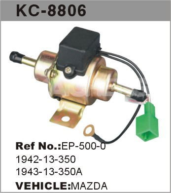 Electronic Pump for Mazda (EP-500-08118-13-350A) with Kl-8806